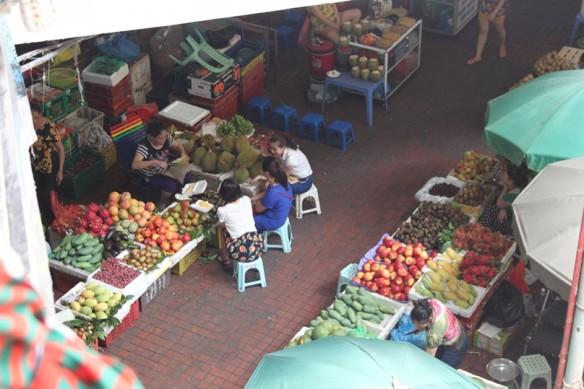20 hanoi market