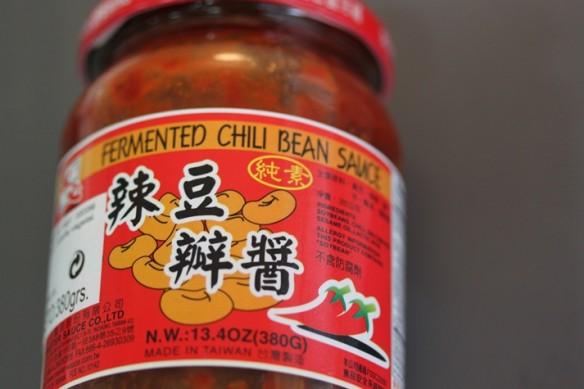 Fermented chilli bean sauce