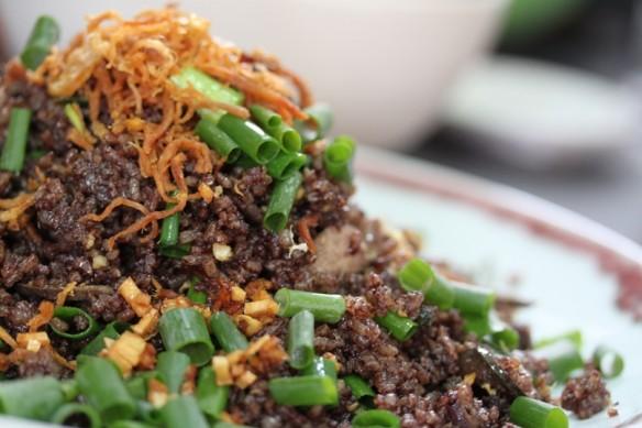 arroz amorcillado