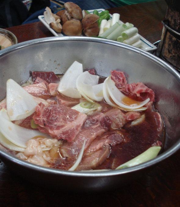 carne soja