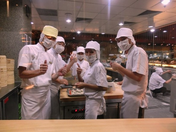 din tai fung thums up