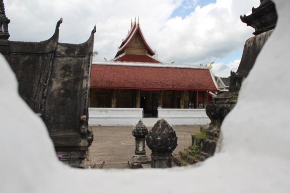 luang pravang temple
