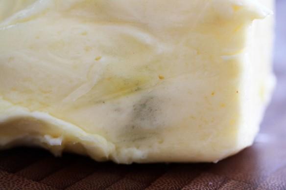 mantequilla moho