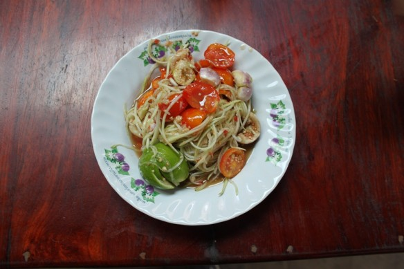 papaya salad final