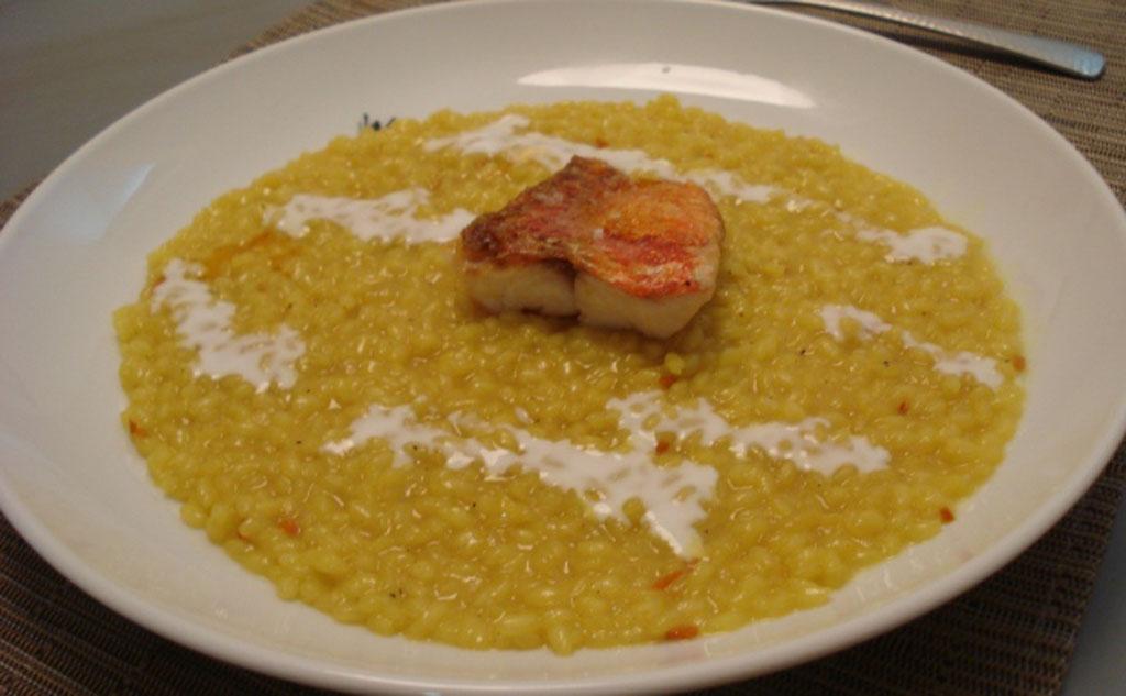 risotto salmonete cr