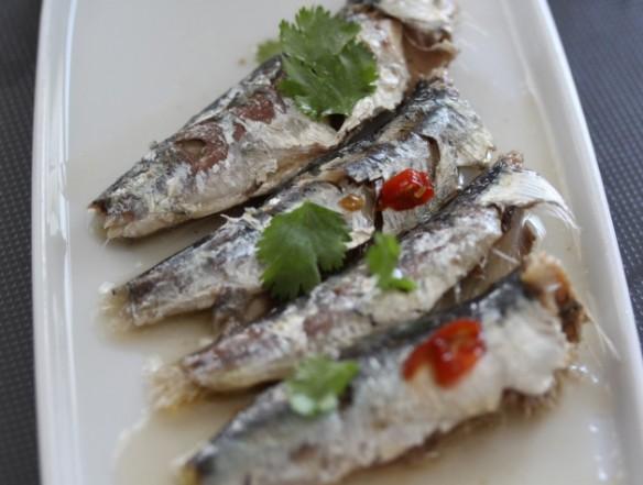 sardinas express